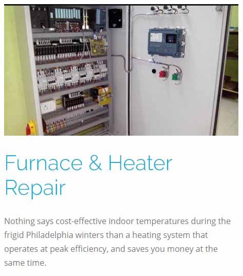 Furnace & Heater Repair